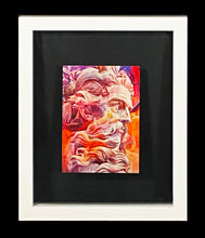 Load image into Gallery viewer, PICHIAVO 'Orphical Hymn to Mislata Poseidon' Framed Postcard