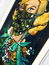 Load image into Gallery viewer, PIXEL PANCHO 'The Nurse' Giclée Print