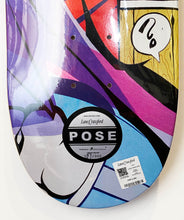 Load image into Gallery viewer, POSE 'Mirror/Gent' Skateboard Deck SET - Signari Gallery