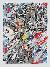 Load image into Gallery viewer, PREFAB 77 'Amsterdame III' Hand-Finished Screen Print - Signari Gallery