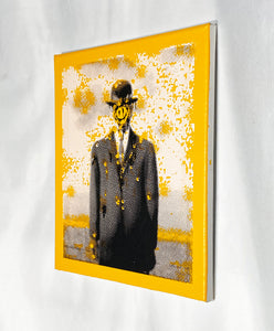 RYCA 'Acid Smiley Man' Hand-Painted Multiple - Signari Gallery