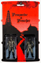 Load image into Gallery viewer, RYCA 'Prospector & Preacher' (Not-A-Toy) Carded Action Figure - Signari Gallery