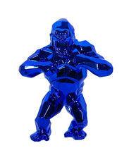 Load image into Gallery viewer, RICHARD ORLINSKI 'Kong Spirit' (blue) Resin Art Figure