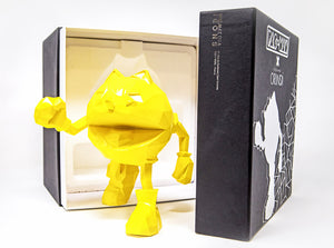 RICHARD ORLINSKI 'Pac Man' (yellow) Resin Art Figure