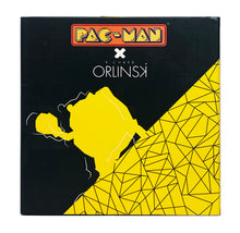 Load image into Gallery viewer, RICHARD ORLINSKI 'Pac Man' (yellow) Resin Art Figure