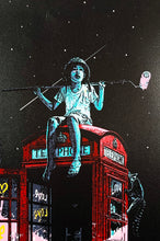 Load image into Gallery viewer, ROAMCOUCH 'London Calling' Screen Print - Signari Gallery