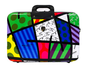 ROMERO BRITTO x HEYS 'Britto E-Sleeve' Laptop Briefcase
