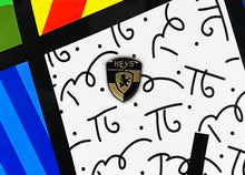 Load image into Gallery viewer, ROMERO BRITTO x HEYS 'Britto E-Sleeve' Laptop Briefcase