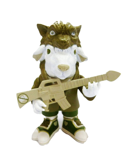 RON ENGLISH x PEARL JAM 'Falla Sheep: Save the Wolves' Blind Box Figure