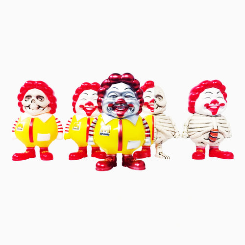 RON ENGLISH 'McSupersized' 4in. Blind Box Figure