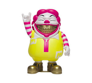 RON ENGLISH 'Neon MC Supersized Grin' Vinyl Art Figure