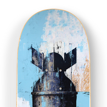 Load image into Gallery viewer, BASK 'When it Rains it Pours' Skateboard Deck - Signari Gallery