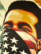 Load image into Gallery viewer, SHEPARD FAIREY 'American Rage' Offset Lithograph