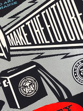 Load image into Gallery viewer, SHEPARD FAIREY 'Flood: Save our Stages' Screen Print