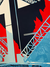Load image into Gallery viewer, SHEPARD FAIREY 'Fossil Factory' Screen Print