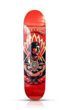 Load image into Gallery viewer, SHEPARD FAIREY x Designarium 'Natas Kaupas' Skateboard Deck