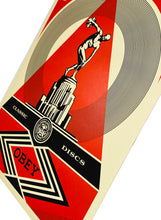 Load image into Gallery viewer, SHEPARD FAIREY 'Pedestal' Screen Print