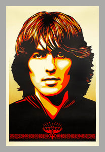 SHEPARD FAIREY 'Poster for George' Offset Lithograph (uns.)