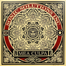 Load image into Gallery viewer, SHEPARD FAIREY x SSI 'Mea Culpa' Vinyl LP