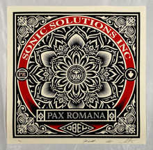 Load image into Gallery viewer, SHEPARD FAIREY x SSI 'Pax Romana' Serigraph Print