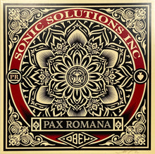 Load image into Gallery viewer, SHEPARD FAIREY x SSI 'Pax Romana' Vinyl LP