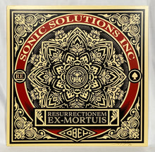 Load image into Gallery viewer, SHEPARD FAIREY x SSI 'Resurrectionem Ex-Mortuis' Album