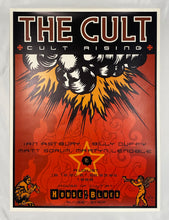 Load image into Gallery viewer, SHEPARD FAIREY 'The Cult' Offset Lithograph