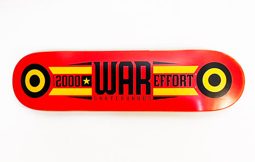 SHEPARD FAIREY x War Effort 'Wing' Skateboard Deck