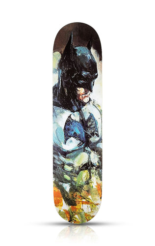 STEPHEN D. BUNTING 'Dark Myst (Batman)' Skateboard Deck