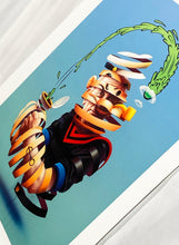 Load image into Gallery viewer, SUPER A 'Popeye the Sailor Man' Giclée Print