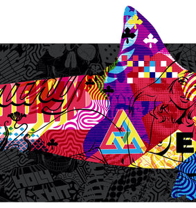 TRISTAN EATON 'Apathy Exposed' Screen Print - Signari Gallery