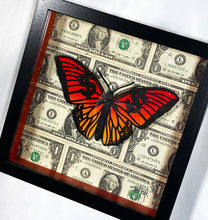 Load image into Gallery viewer, TRUTEAU 'Nature is Business' Hand-Painted Framed Sculpture