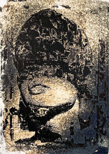 Load image into Gallery viewer, VHILS 'Dusk' Hand-Finished Screen Print
