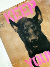 Load image into Gallery viewer, WILDCAT WILL BLANCHARD 'Covid Hellhound' Giclée Print