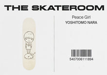 Load image into Gallery viewer, YOSHITOMO NARA 'Peace Girl' Skateboard Deck