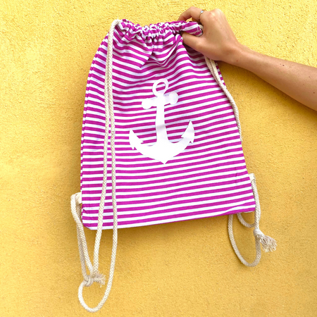 Sac à dos Pink Anchor