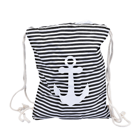 Sac à dos Black Anchor