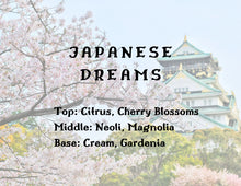 Load image into Gallery viewer, Japanese Dreams Candle - Gardenia + Citrus