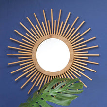 Load image into Gallery viewer, Nila Sunburst Mirror