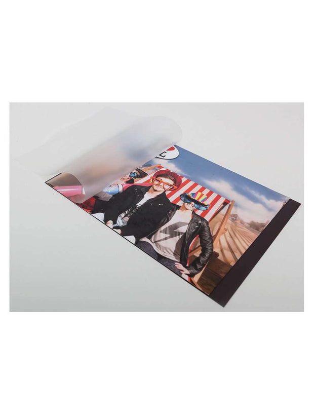 Magnetic Laminating Pouches for Easy Signage and Photo Magnet |DESKITSHOP