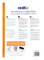 A3 QUALITY LAMINATING POUCHES | DESKIT
