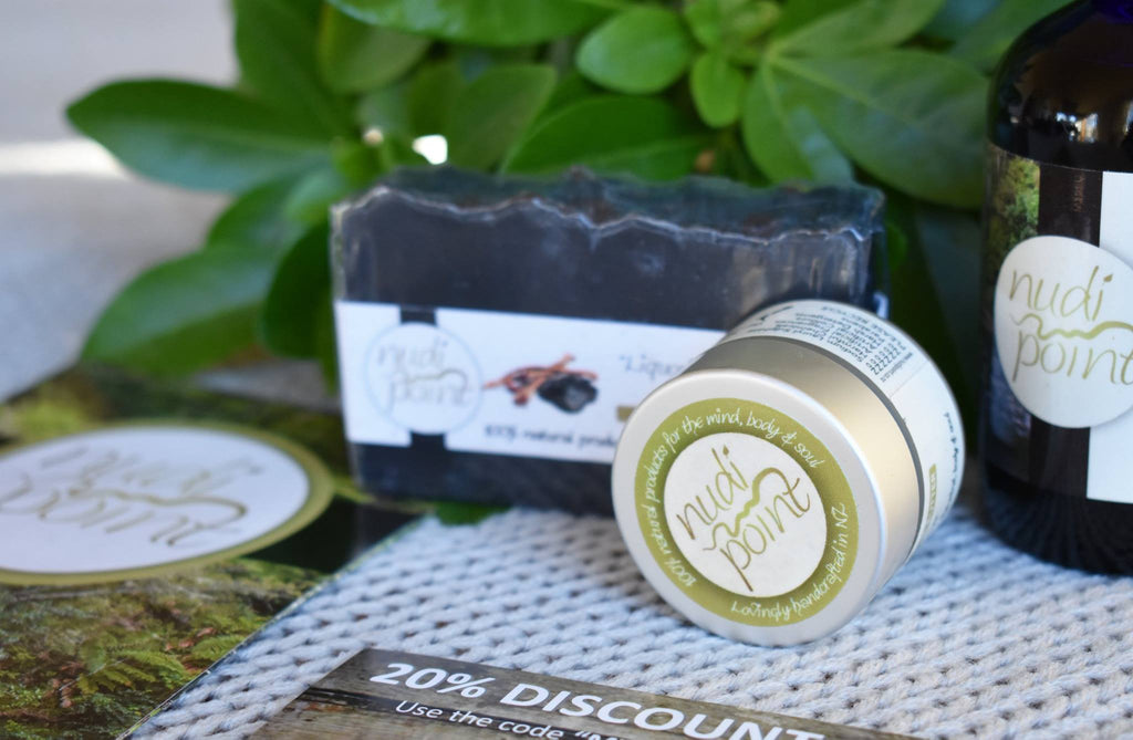 Nudi Point cuticle butter!