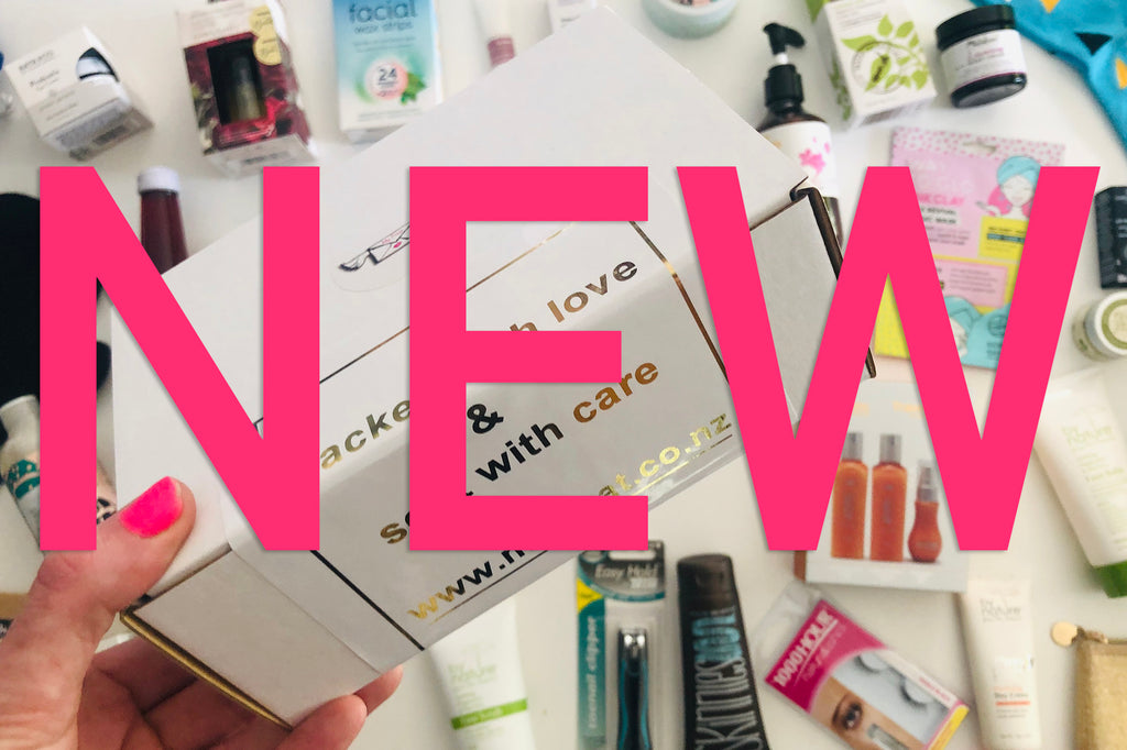 New Year, NEW Subscription Box