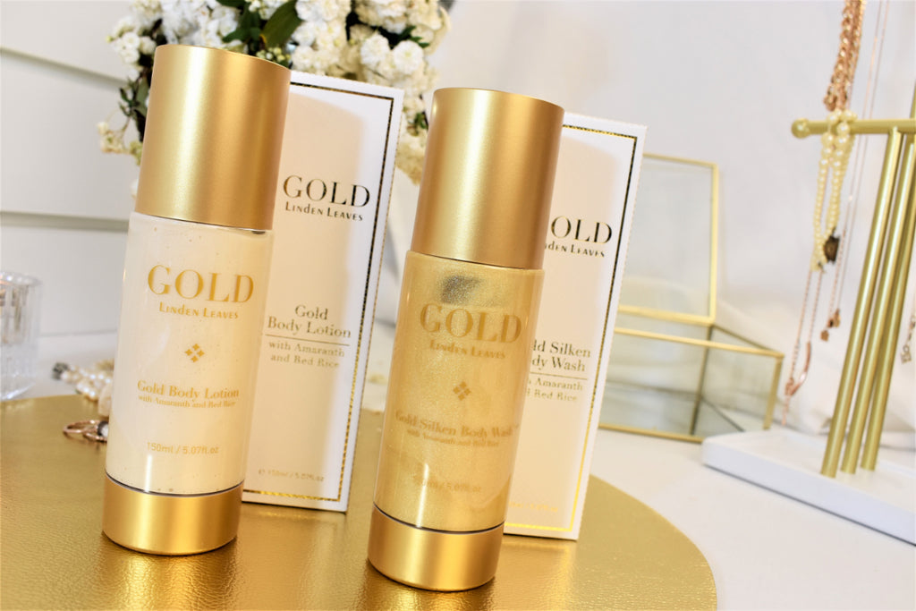 MyTreat Subscription Box Linden Leaves GOLD