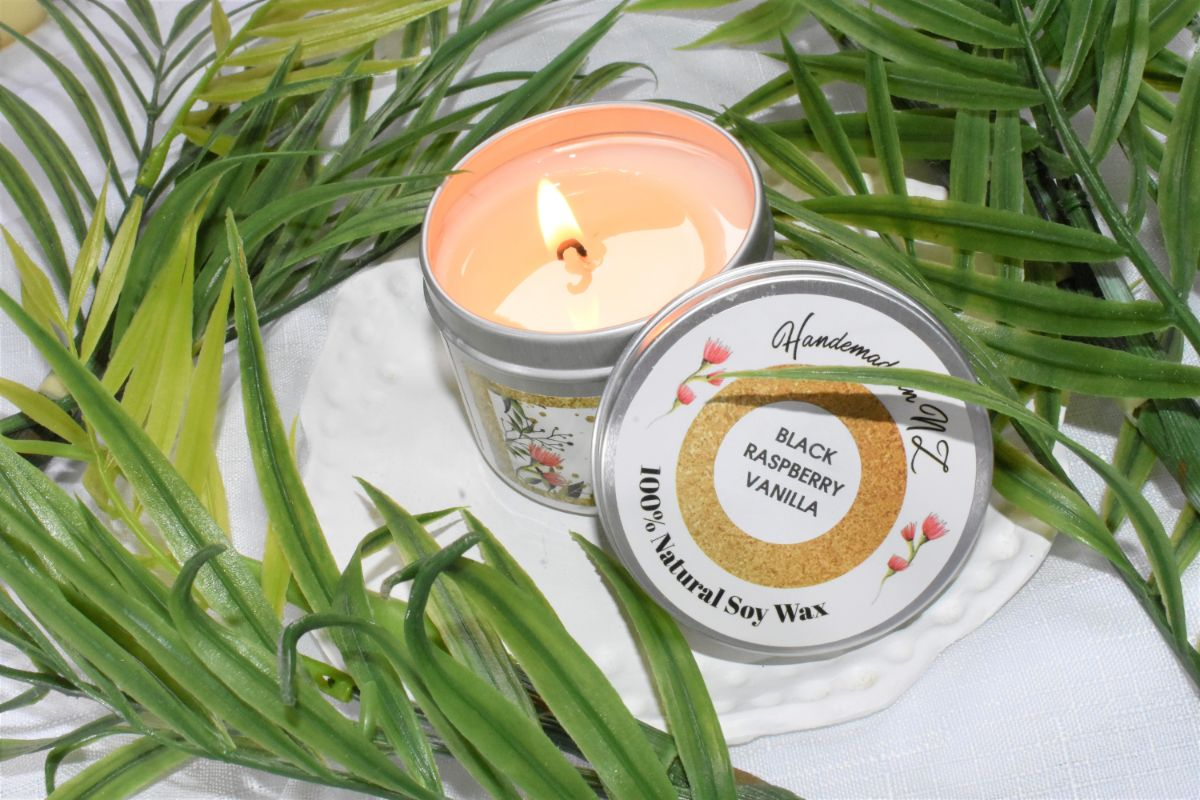 Skye Candle and Body Care Travel Candle