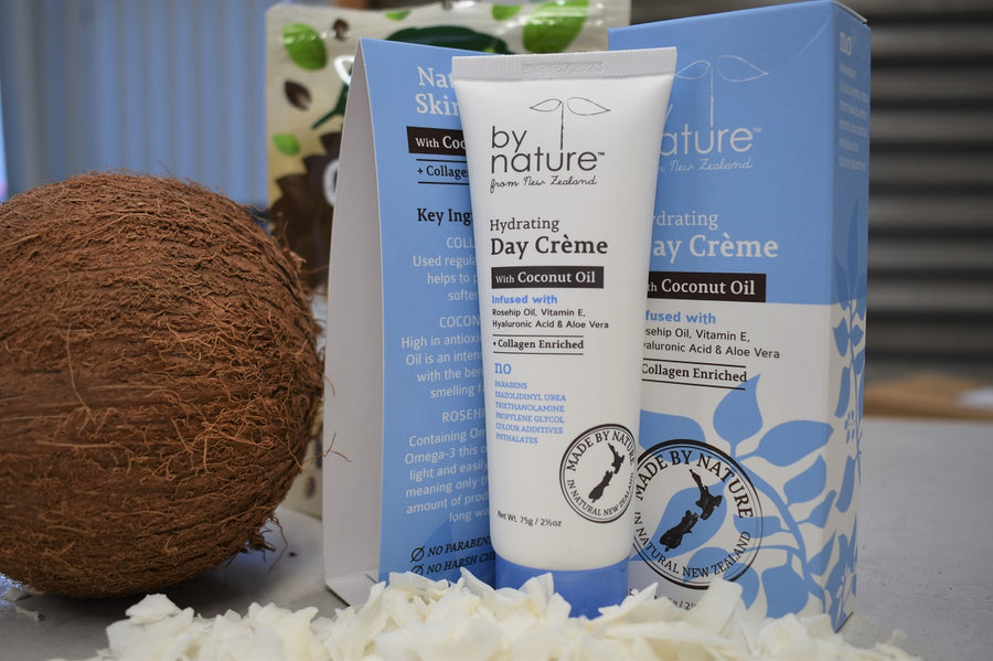 By Nature coconut hydrating day creme