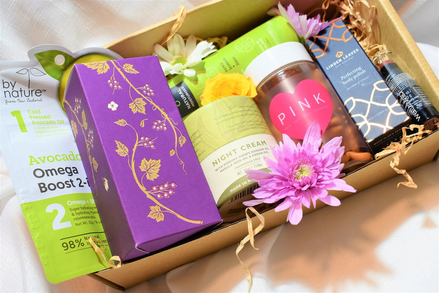 MyTreat Body Box Subscription