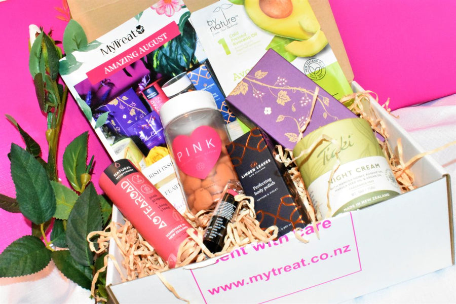 MyTreat 3 Month Prepaid Box Subscription