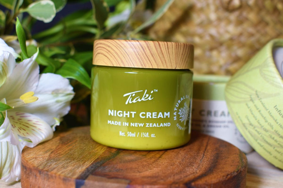 Tiaki Night Cream