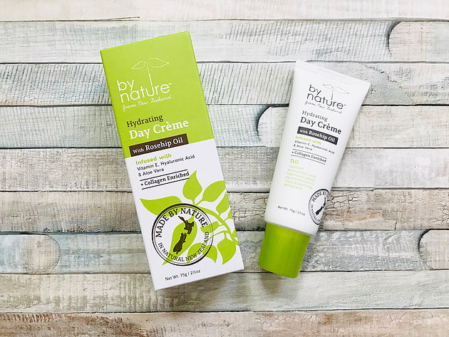 By Nature Hydrating Day Creme